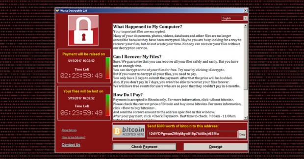 wanna cry isimli siber saldırı tüm dünyada etkili oldu